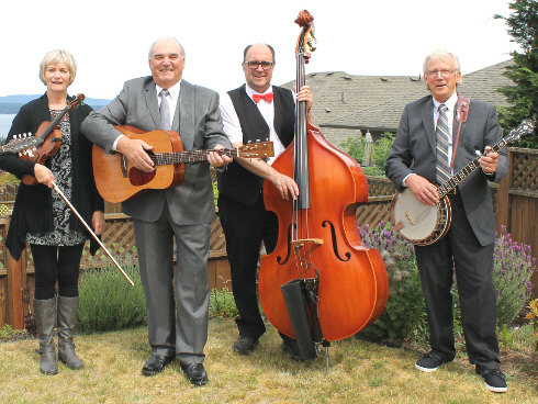 Bluegrass Fever band